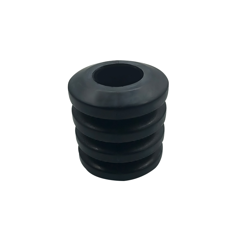 black rubber remote dust cover bellows